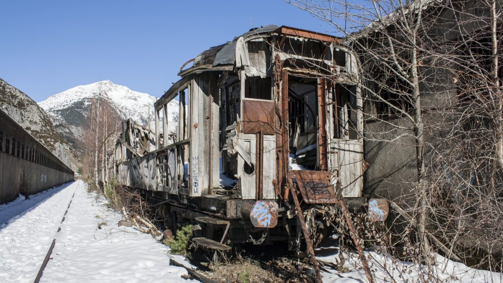 Vagón madera 1