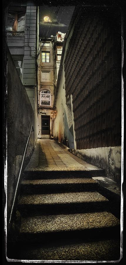 Nocturna 2. Autor: Héctor de los Ojos Barroso.