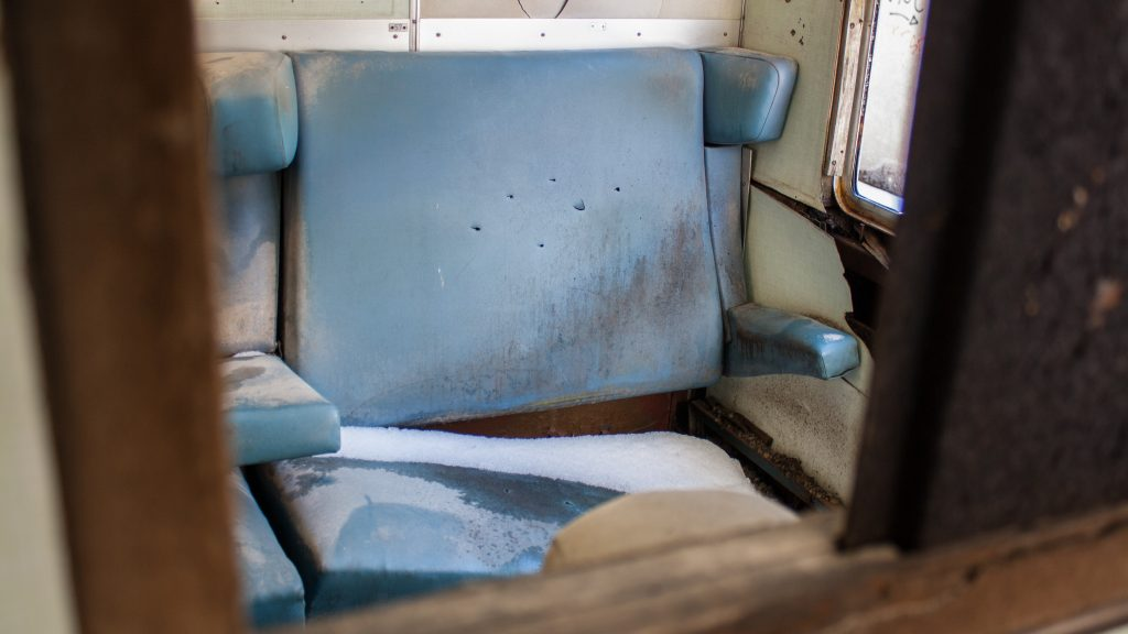 asiento nieve